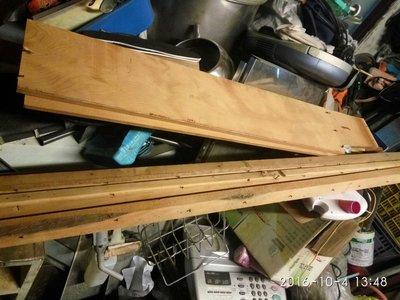 黃檜木板一堆一片200大片300(衣櫥料極香  )