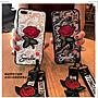 OPPO AX7 OPPOAX7 玫瑰刺繡 手機殼 手機套 ...