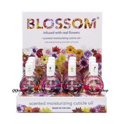 空姊推薦~全新夏威夷 BLOSSOM花瓣口味指緣油 同ISLAND GIRL 最新包裝