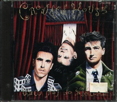 K - Crowded House - Temple Of Low Men - 日版
