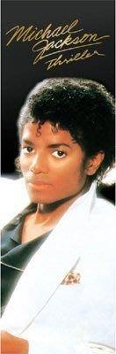 MICHAEL JACKSON 麥可傑克森 進口海報  Thriller  30 X 90 CM
