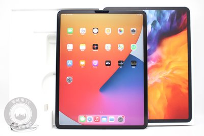 【高雄青蘋果3C】Apple iPad Pro 12.9 吋 太空灰 Wi-Fi 128GB 2020年 #65193