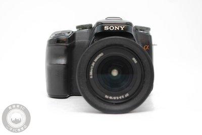 【青蘋果3C競標】SONY DSLR-A100 + 18-70mm F3.5-5.6 鏡頭發霉 #57251