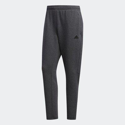 [ROSE] ADIDAS 男裝 長褲 休閒 舒適 棉質 灰 EH3754 原價2490 特價1850