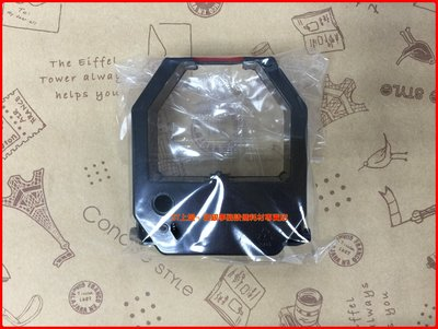 上堤┐(含稅) 打卡鐘色帶 Hank X6 六欄位紅黑變色微電子打卡鐘考勤鐘色帶 X6色帶 考勤鐘色帶 ST-600