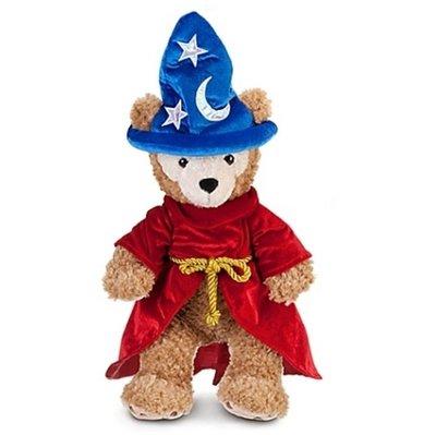 【美國大街】正品.美國迪士尼達菲熊米奇裝 米奇達菲 達菲米奇 達菲衣服 達菲魔法帽米奇裝 Duffy (不含達菲)