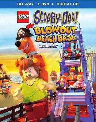 【藍光電影】樂高史酷比:沙灘狂歡派對 Lego Scooby-Doo!Blowout Beach Bash(2017)123-016
