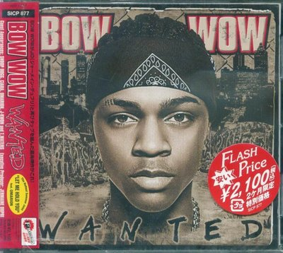 K - BOW WOW - WANTED - 日版 2005 - NEW