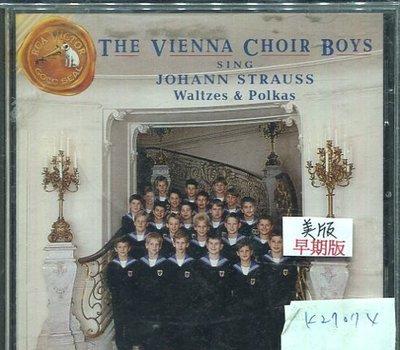 *真音樂* THE VIENNA CHOIR BOYS 二手 K27074