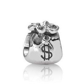 ♥小花美妝♥ pandora 潘朵拉 925 純銀 錢袋 MONEY BAGS  CHARM【編號790332】
