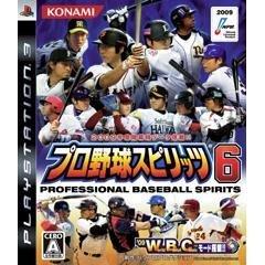 ※ 現貨『懷舊電玩食堂』《正日本原版、盒裝》【PS3】職棒野球魂 6