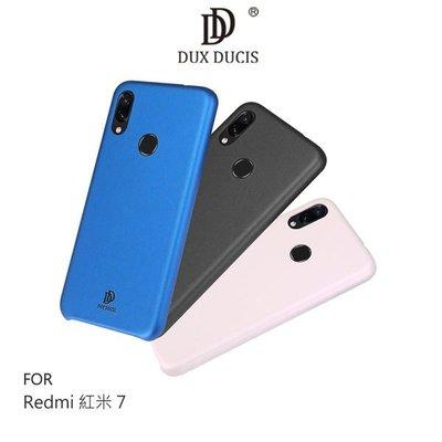 【愛瘋潮】DUX DUCIS Redmi 紅米 7 SKIN Lite 保護殼 軟殼 鏡頭螢幕加高保護
