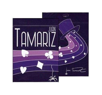 【USPCC撲克】Juan Tamariz Playing Cards with Collaboration of Dani DaOrit