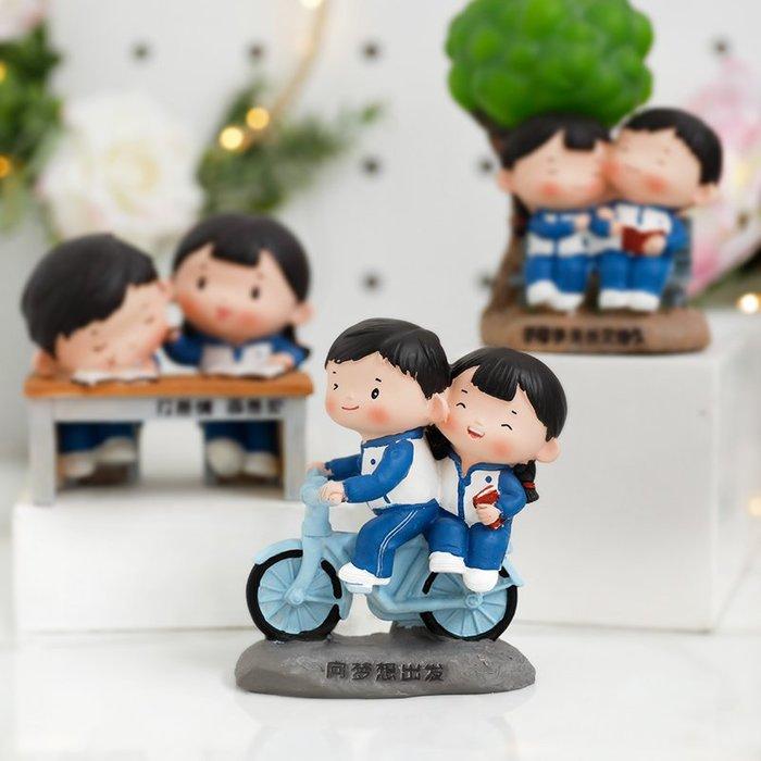 〖洋碼頭〗中式客廳電視櫃擺件創意娃娃情侶擺件閨蜜結婚禮物實用禮品擺件 ybj357