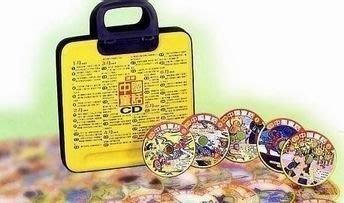 漢聲 中國童話CD(72片)