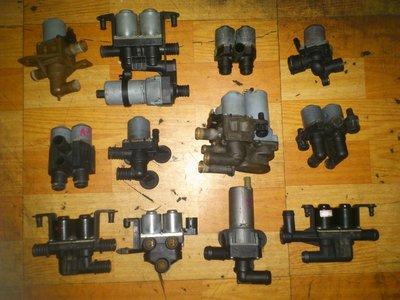 BENZ 賓士 熱水馬達 熱水閥 暖水閥 W124 W202 W140 W210 R170 R129 W220 W221