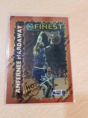 1995-96 Finest Hot Stuff Anfernee Hardaway #HS4