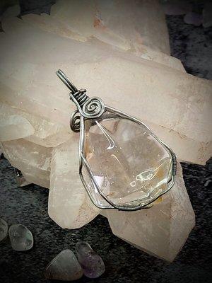 幽靈水晶手綁吊墜(AE016)
