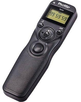 呈現攝影-Phottix Taimi定時快門線 可換線 提示音 Canon Nikon Sony 間隔 縮時攝影