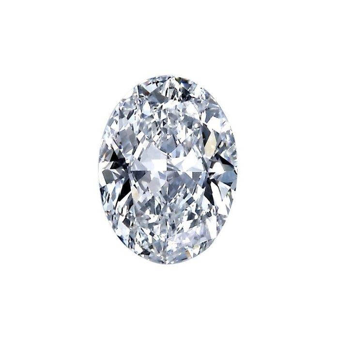 GIA 0.52克拉 D VVS1 Oval Cut Diamond (50分橢圓型切刻鑽石價格)