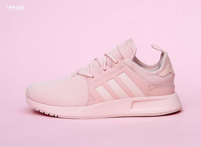 INDiCE ↗ Adidas Originals X_PLR J BY9880 女性運動休閒鞋 櫻花粉