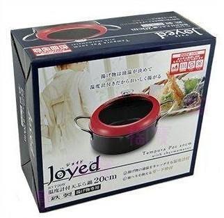 Joyed 日式防噴炸物鍋 20cm 調理鍋//油炸鍋 JO-T20W