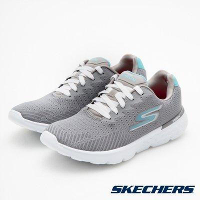 新貨到,保證正品!SKECHERS 新款女鞋 灰色 14804GYB 黑白GO Run 400