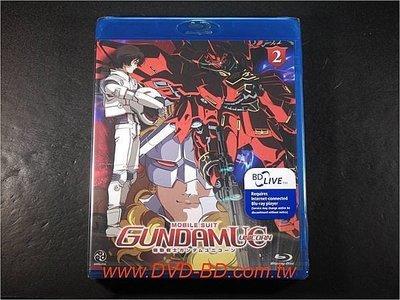 [藍光BD] - 機動戰士鋼彈 : 紅色彗星 Mobile Suit Gundam UC 02 : The Second Coming of Char