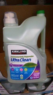~日日小舖外送 ~好市多 Kirkland Signature 環保洗衣精 5.73公升126蓋次 滾筒