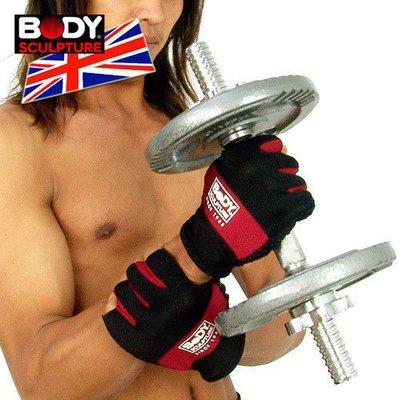 哪裡買⊙BODY SCULPTURE半指運動手套C016-87 露指手套.健身手套.護具.運動防護配件推薦