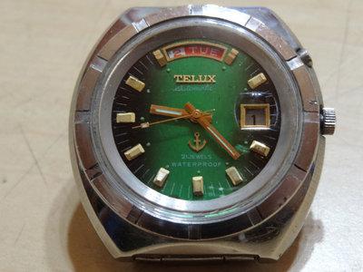 ~ TELUX 鐵力士 早期機械錶 ( $3800 懷舊老錶 ) ~