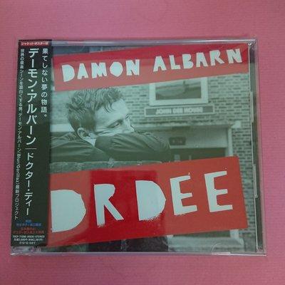 Blur Damon Albarn Dr Dee 日本版 CD / 搖滾 B1