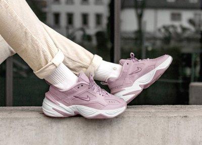 NIKE WMNS M2K TEKNO 粉紫 皮革 復古 休閒 老爹鞋 女鞋 運動 慢跑鞋 AO3108 500 YTS