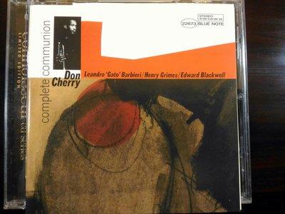 Don Cherry ~ Complete Communion。
