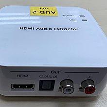二手 - CYP CLUX-11CD HDMI 影音分離轉換器