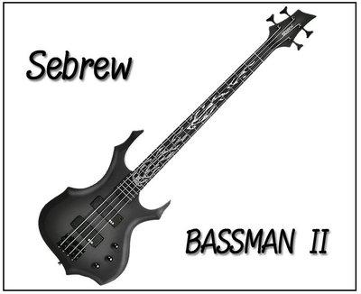 【奇歌】Sebrew Bassman ...