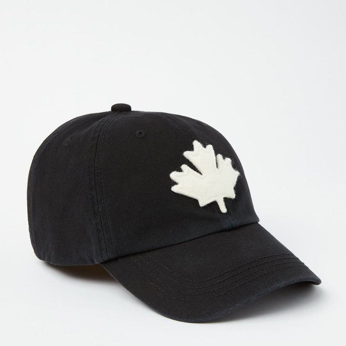 ~☆.•°莎莎~*~☆~加拿大ROOTS CANADA LEAF BASEBALL CAP 楓葉 棒球帽