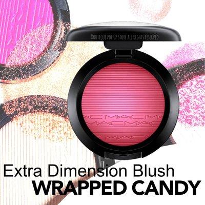【代購】MAC - Wrapped Candy 超激光腮紅 Extra Dimension Blush
