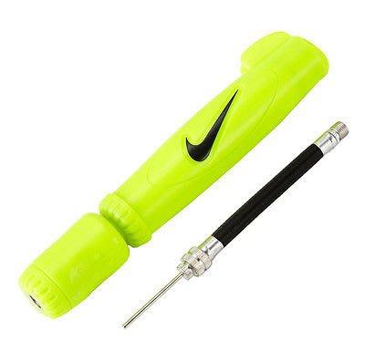 新莊新太陽 NIKE DUAL ACTION NSA05710NS 簡易式 運動用 球類 打氣筒 螢光綠 特330 新北市