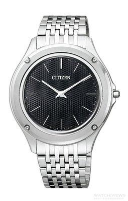 日本代購 CITIZEN 星辰錶  Eco-Drive One AR5000-50E