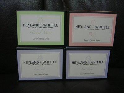 HEYLAND & WHITTLE 英倫薇朵 手工皂(Lavender)45g