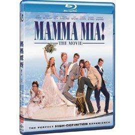 合友唱片 面交 自取 媽媽咪呀! Mamma Mia! 藍光 BD