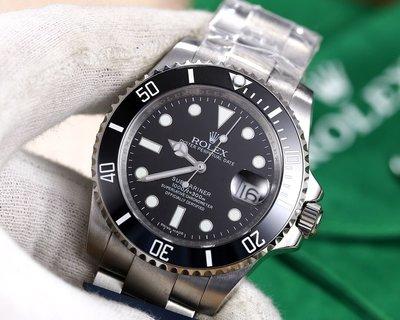 RoLex 勞力士 DEEPSEA 潛行者黑水鬼精鋼機械錶 男錶 手錶 自動機械手錶款