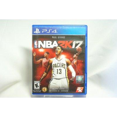[耀西]二手 美版 SONY PS4 勁爆美國職籃 NBA 2K17 含稅附發票
