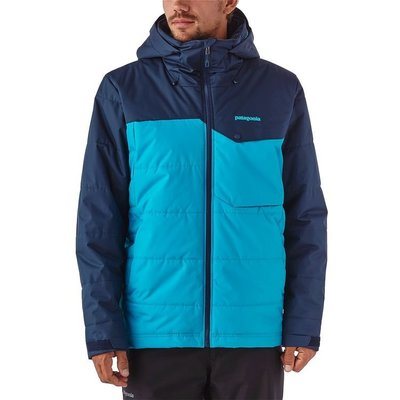 Patagonia Men's Rubicon Jacket 滑雪 濕了都保暖 Recco 雪崩救援系統