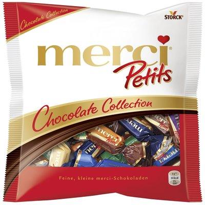瑞士Merci® petits 七合一巧克力精選225克[926414][預購[歐易購]