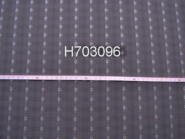 巧巧布拼布屋*日本進口OLYMPUS~ H703096灰紫色小花先染布  剩59公分