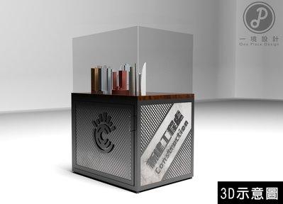 [ 一境設計 ] 客製化鐵件、室內裝修、鐵櫃、鐵架、鐵招牌、招牌、廣告、鐵字、不銹鋼字、燈箱、招牌、LOGO、鏽鐵、設計