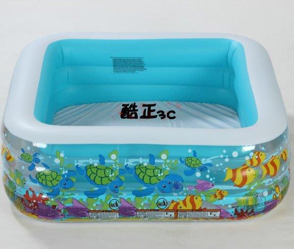 【酷正3C】正品INTEX57471超大加厚遊泳池/充氣嬰兒遊泳池/兒童遊泳池 水池