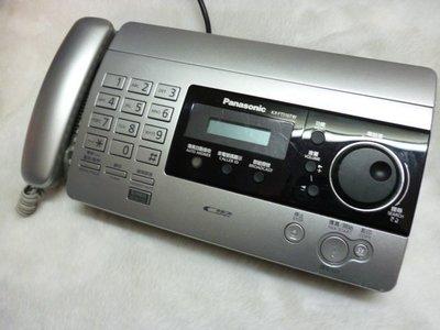 國際 Panasonic 傳真機  KX-FT506 TW (銀)  KX-FT 508 TW (黑) 【附感熱紙一卷】